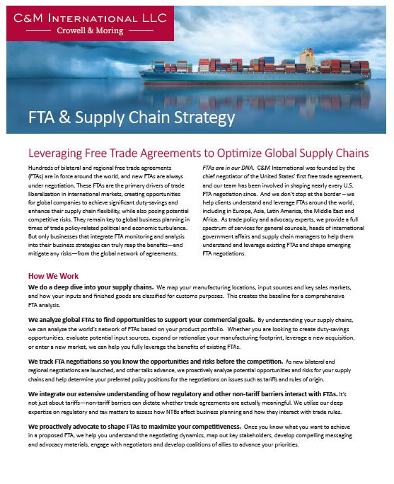 Snippet_CMI Supply Chain